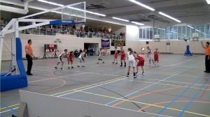 NK dag 1 Probuild Lions - Eurosped Twente