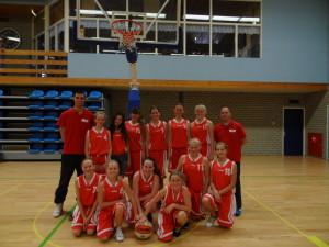 Teamfoto Landslake Lions Mu14-1